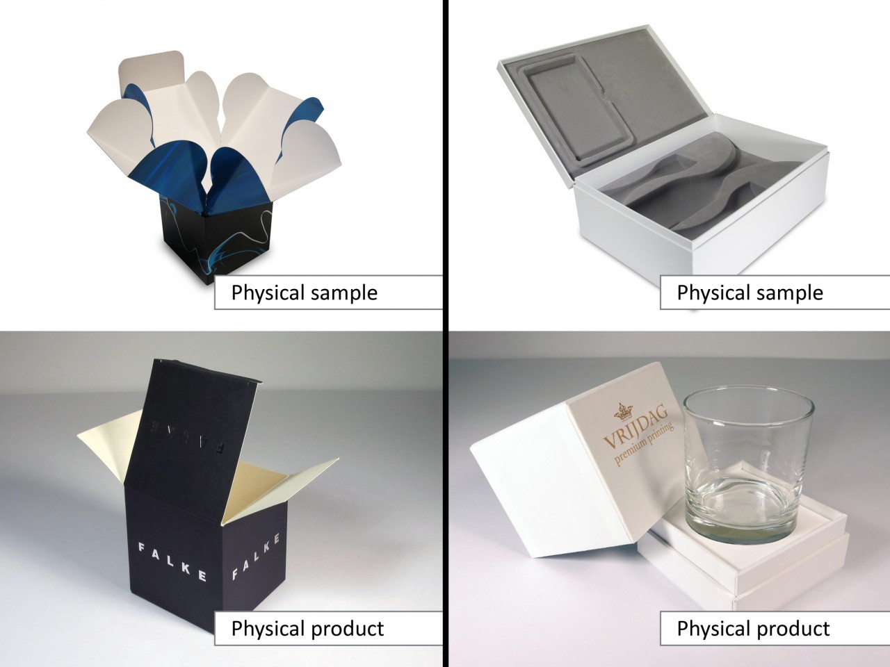 Examples of physical samples